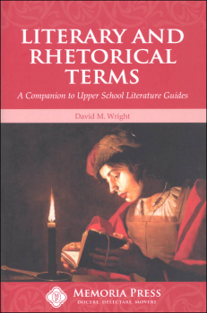 Literary and Rhetorical Terms