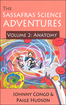 Sassafras Science Adventures Vol 2: Anatomy