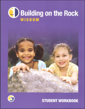 Building on the Rock Student Workbook Grade 1 (2nd Edition)