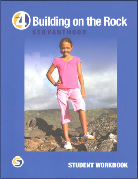 Building on the Rock Student Workbook Grade 4 (2nd Edition)