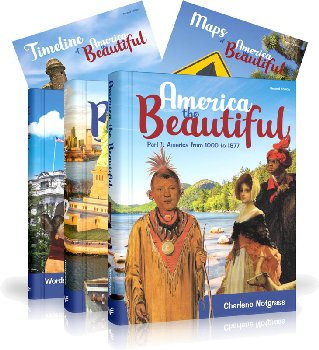 America the Beautiful Curriculum Package (2020 ed.)