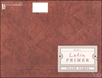Latin Primer 1: Flash Cards 3ED