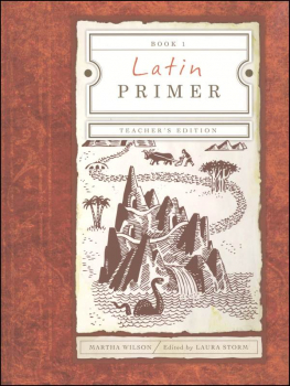 Latin Primer 1: Teacher 3ED