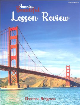 America the Beautiful Lesson Review (2020 Ed)
