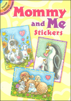 Mommy and Me Stickers