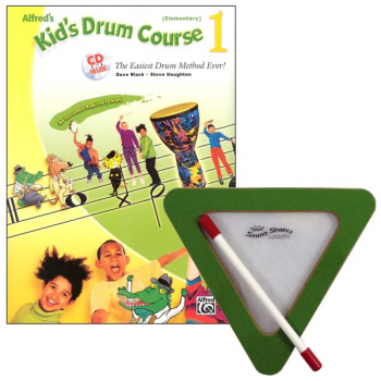 Alfred's Kid's Drum Course 1 Starter Kit