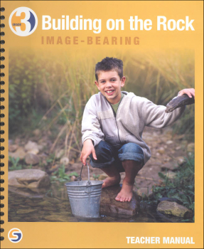 Building on the Rock Teacher Manual Grade 3 (2nd Edition)