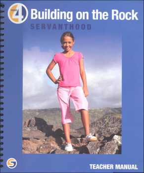 Building on the Rock Teacher Manual Grade 4 (2nd Edition)