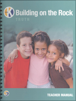 Building on the Rock Teacher Manual Grade Kindergarten