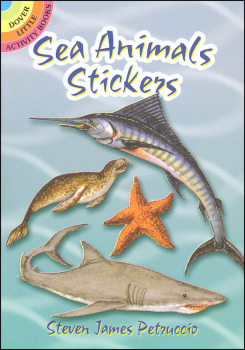 Sea Animals Stickers