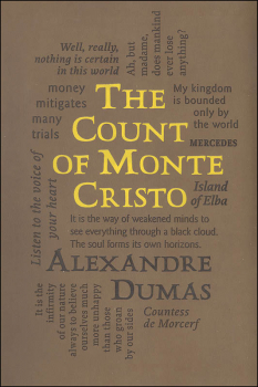Count of Monte Cristo (Word Cloud Classics)