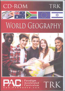 World Geography Teacher's Resource Kit Chapters 1-6 CD-ROM Only