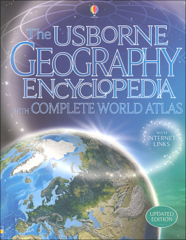 Geography Encyclopedia with World Atlas (Usborne)