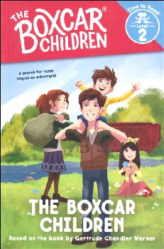 Boxcar Children (Boxcar Children Time to Read Level 2)