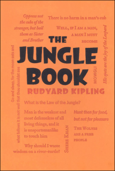 Jungle Book (Word Cloud Classic)