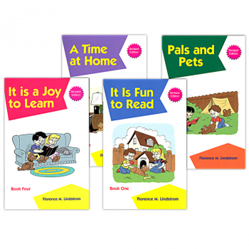 Christian Liberty Kindergarten Phonics Rdrs