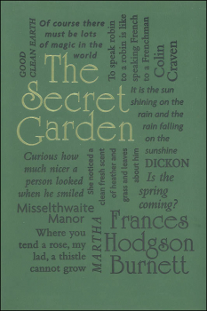 Secret Garden (Word Cloud Classics)