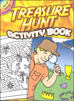 Treasure Hunt Activity Book