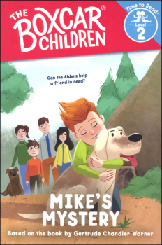 Mike's Mystery (Boxcar Children Time to Read Level 2)