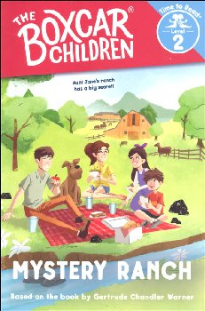Mystery Ranch (Boxcar Children Time to Read Level 2)