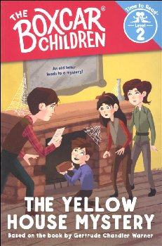 Yellow House Mystery (Boxcar Children Time to Read Level 2)
