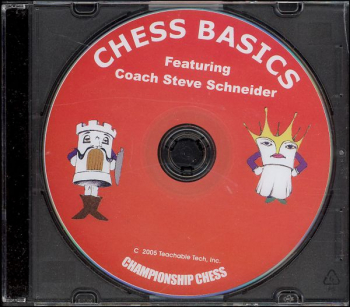 Chess Basics DVD