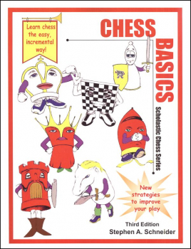 Chess Basics Workbook