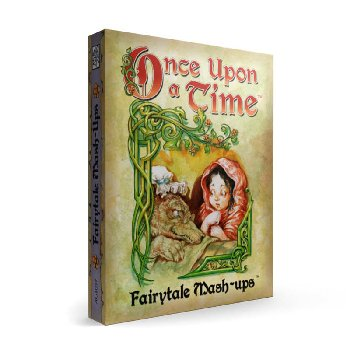 Once Upon a Time: Fairytale Mash-Ups Expansion