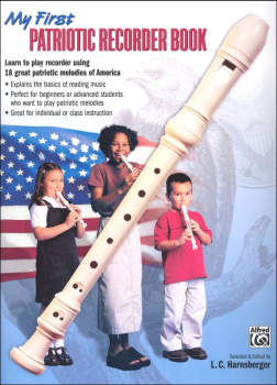 My First Patriotic Recorder Book