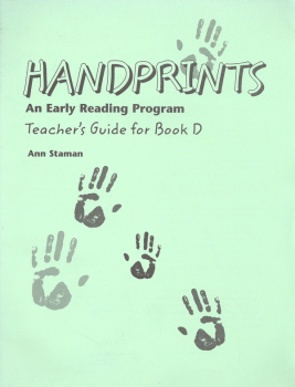 Handprints Book D Teacher's Guide