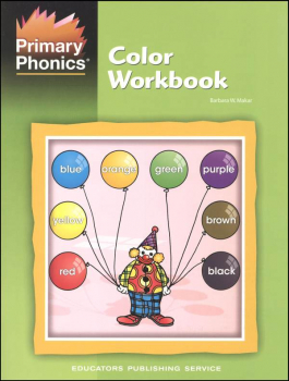 Primary Phonics Color Workbook