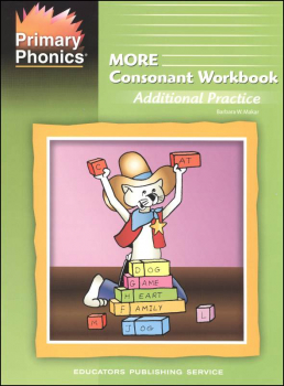 Primary Phonics MORE Consonant Workbook
