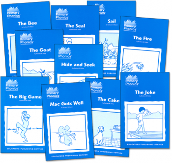 Primary Phonics 2 Set of 10 Storybooks