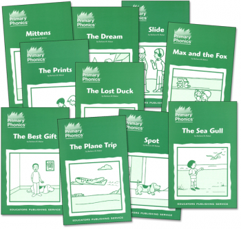 Primary Phonics 3 Set of 10 Storybooks