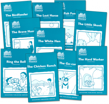 Primary Phonics 4 Set of 10 Storybooks