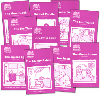 Primary Phonics 5 Set of 10 Storybooks