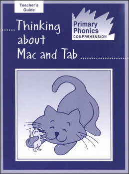 Thinking About Mac and Tab Teacher's Guide