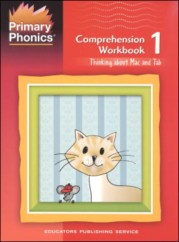 Primary Phonics Comprehension Workbook 1