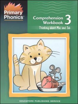 Primary Phonics Comprehension Workbook 3