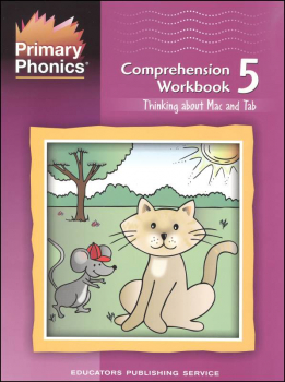 Primary Phonics Comprehension Workbook 5