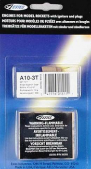 A10-3T Rocket Engines 3-Pack