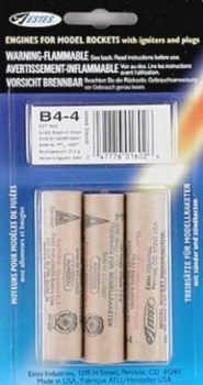 B4-4 Rocket Engines 3-Pack