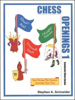 Chess Openings I Workbook