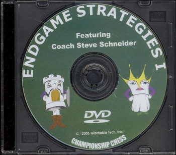 Endgame Strategies I DVD