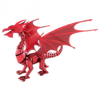 Red Dragon Kit (Metal Earth 3D Model)