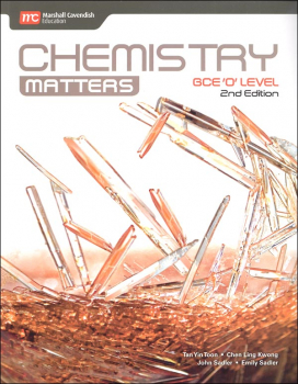 "Chemistry Matters Textbook GCE ""O"" Level 2nd Edition"