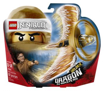 LEGO Ninjago Golden Dragon Master (70644)