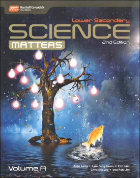 Lower Secondary Science Matters Textbook Vol.A