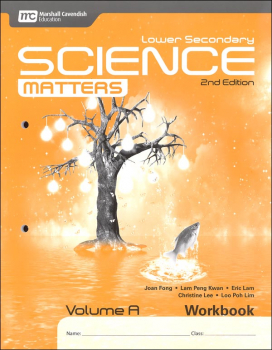 Lower Secondary Science Matters Workbook Vol. A