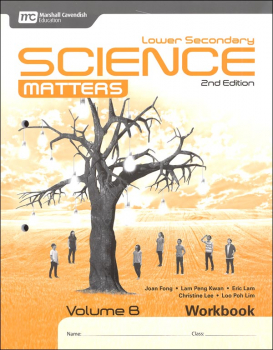 Lower Secondary Science Matters Workbook Vol. B